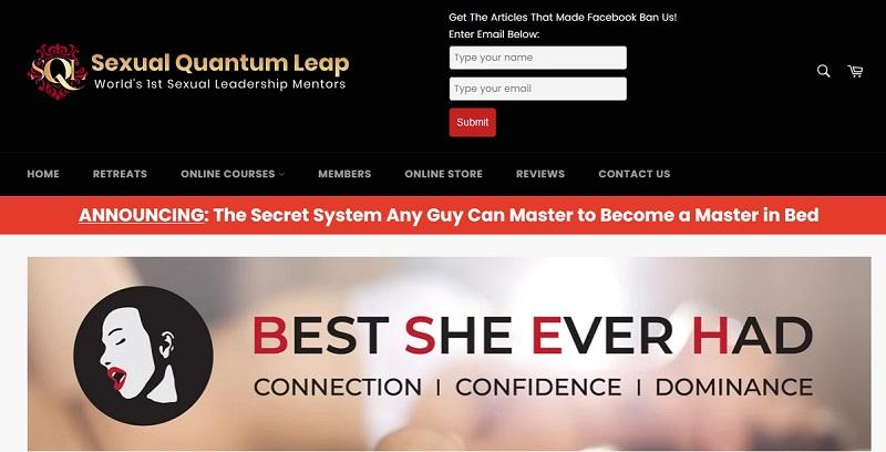 Sexual Quantum Leap - Best She Ever Had