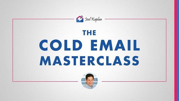 Joel Kaplans - Cold Email Masterclasess