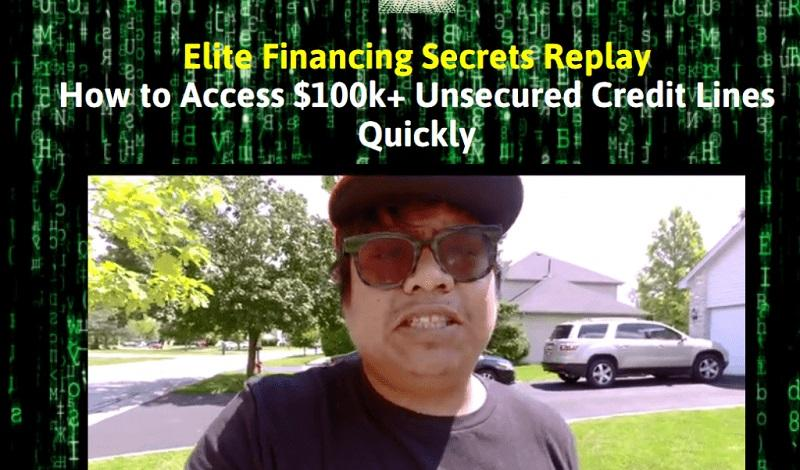 ronnie-sandlin-elite-financing-secrets