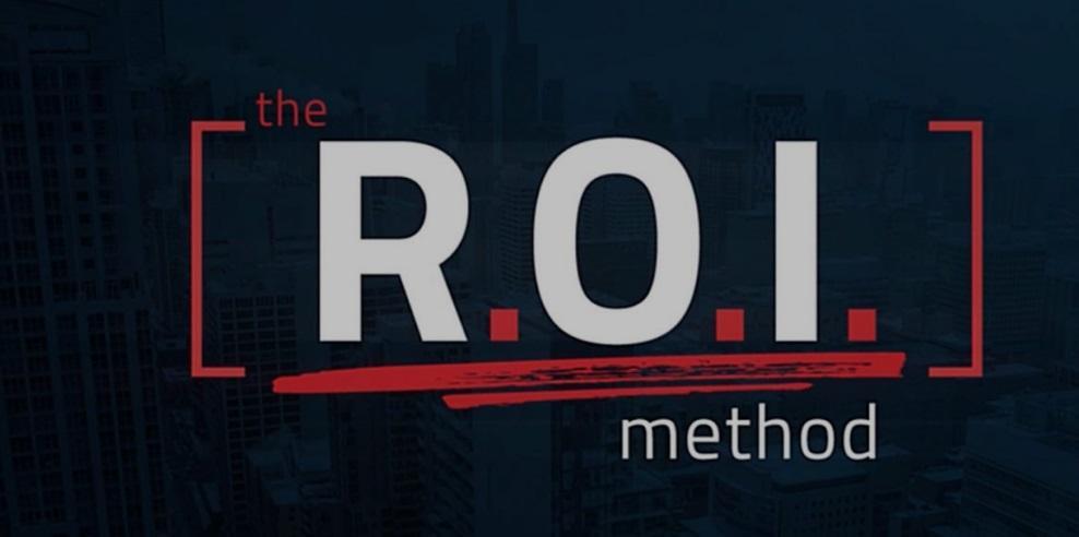 Scott Oldford - The ROI Method