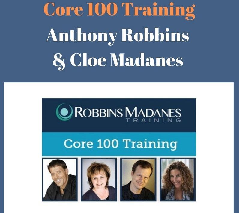 anthony-robbins-cloe-madanes-core-100-training