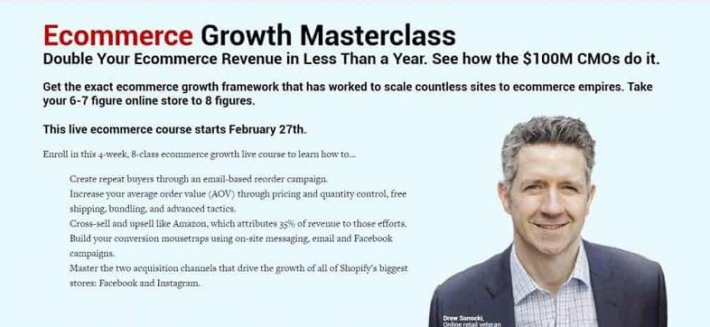 conversionxl-ecommerce-growth-masterclass