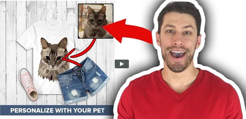 Justin Cener - Personalized Pet Products Build A Business