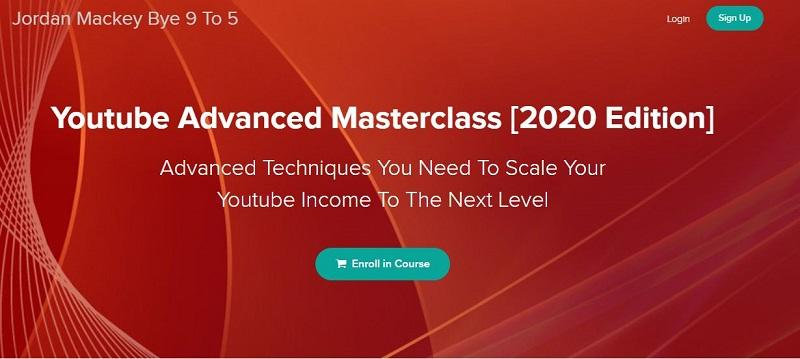 Youtube Advanced Masterclass