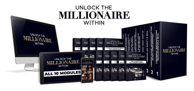 Dan Lok – Unlock the Miliionaire Within