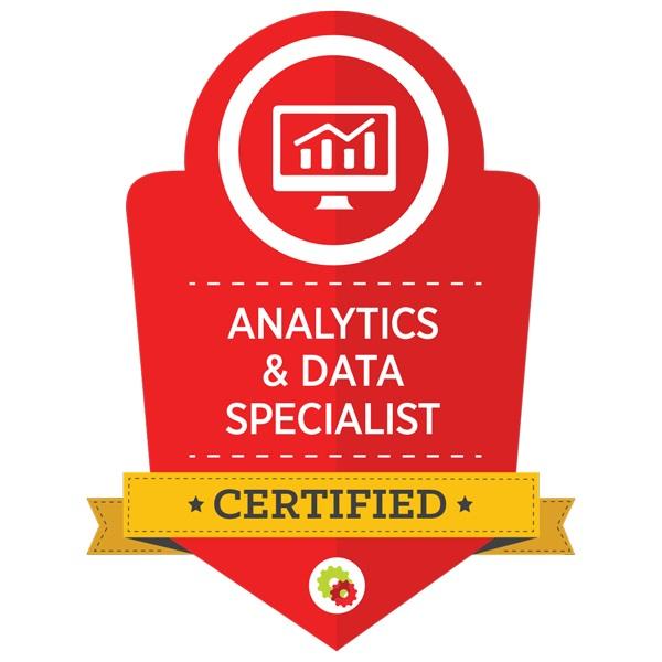 Digital Marketer – Analytics & Data Mastery