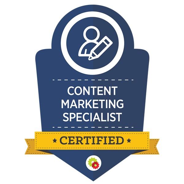 Digital Marketer - Content Marketing Mastery