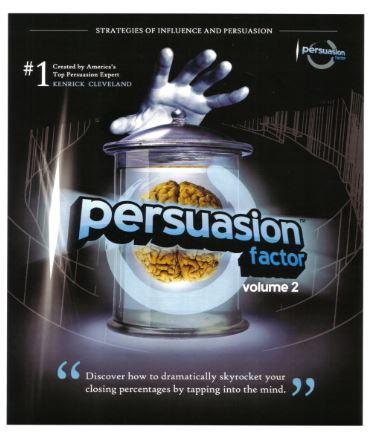 Kenrick Cleveland - Persuasion Factor Vol 2