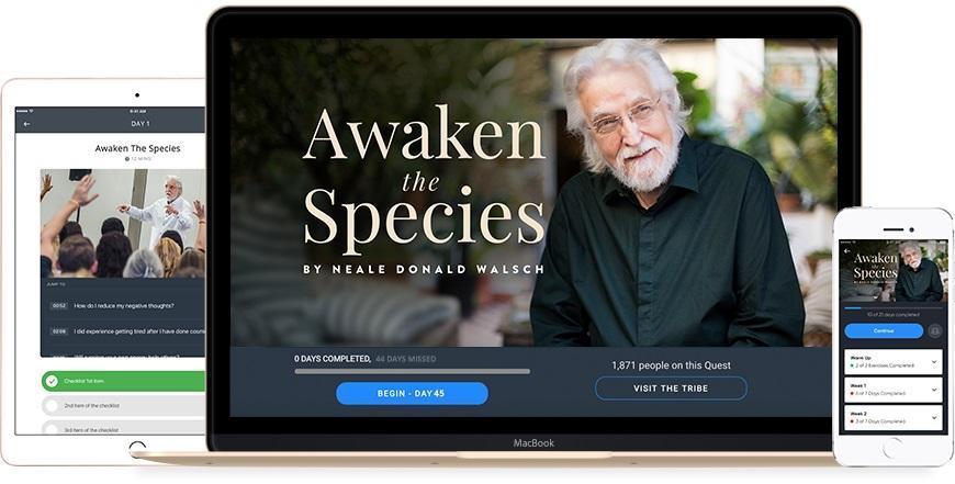 MindValley - Awaken The Species