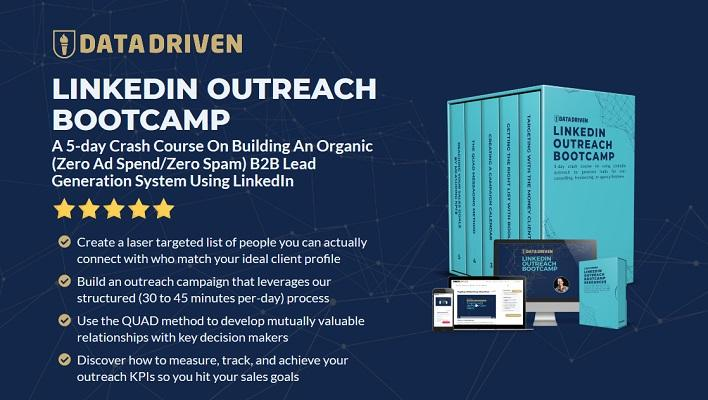 Isaac Anderson - Linkedin Outreach Bootcamp