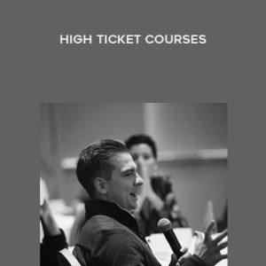 Joel Erway – High Ticket Courses