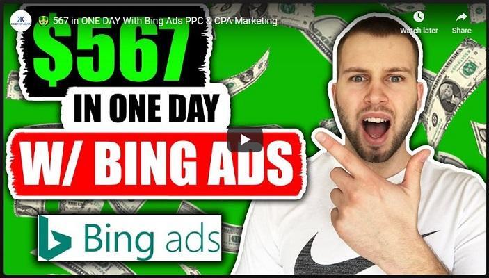 Kody Karppinen – Bing Ads Training