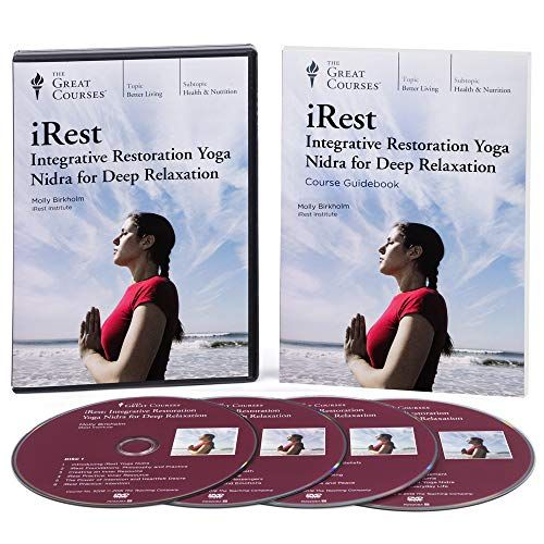 Integrative Restoration Yoga Nidra for Deep Relaxation