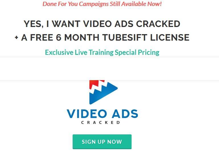 Justin Sardi – Video Ads Cracked 2019