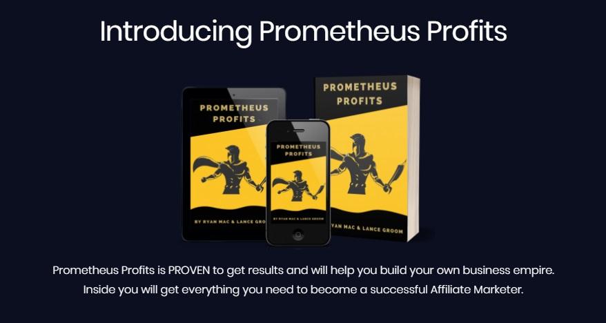 Lance Groom – Prometheus Profits