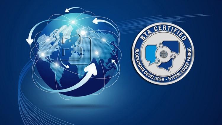 BTA Certified Blockchain Developer – Hyperledger Fabric