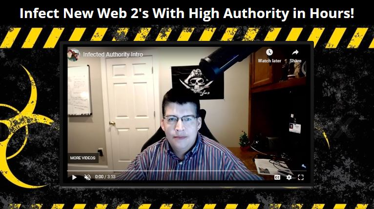 Infect New Web 2's With High Authority in Hours!