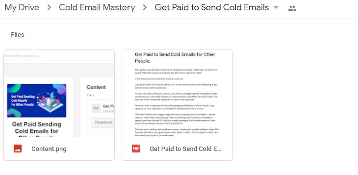 Get Paid Sending Cold Emails