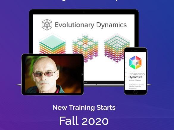 Ken Wilber - Evolutionary Dynamics