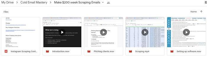 Make $200-week Scraping Emails
