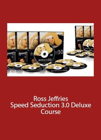 Ross Jeffries - Speed Seduction 3.0 Deluxe Course