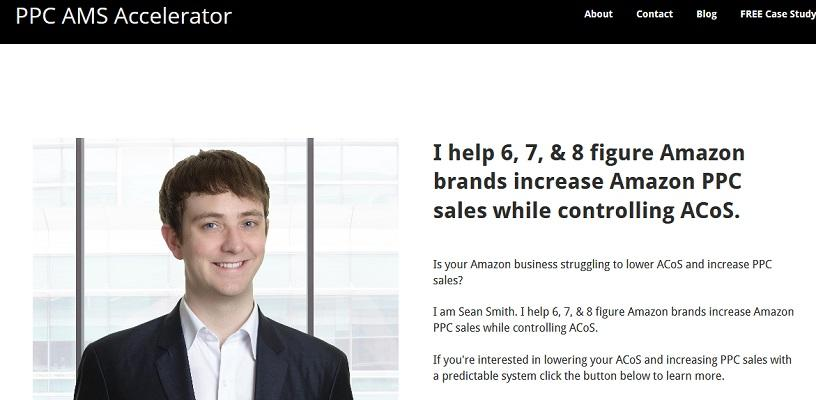 Sean Smith – PPC Accelerator