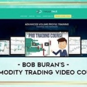 Bob Buran's – Commodity Trading Video Course