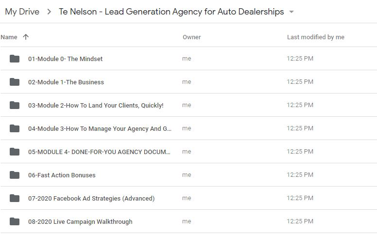 Te Nelson - Lead Generation Agency for Auto Dealerships1