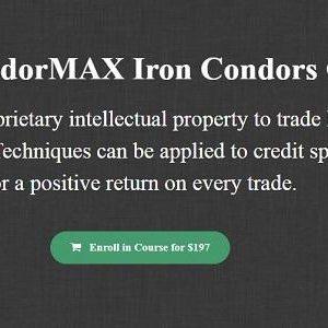 the-condormax-iron-condors-class