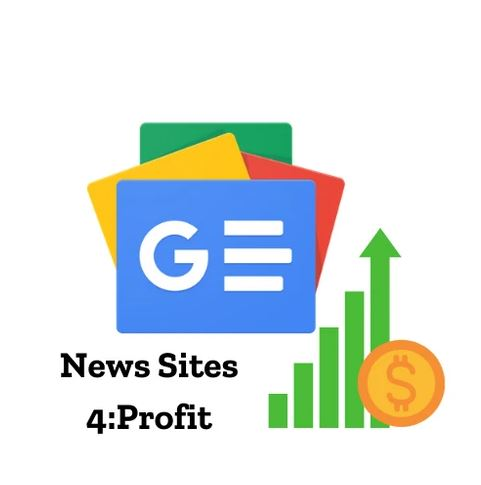 google-news-sites-4-profit